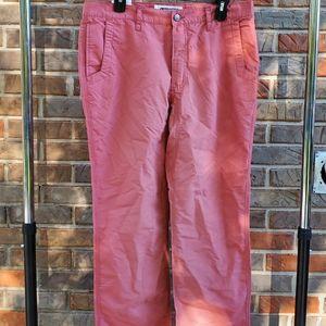 Mountain Khakis Red pants